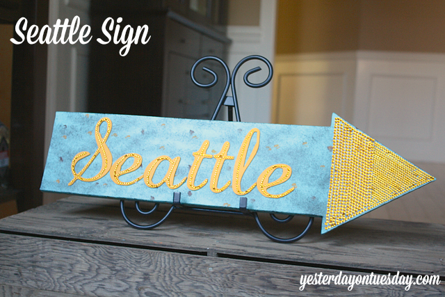Easy Seattle Sign