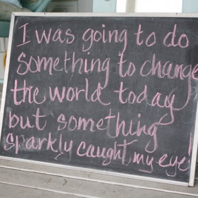Sunday Quote: Inspiration