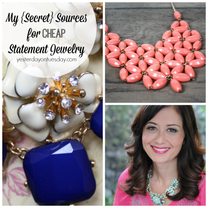 Secret Sources for Scoring Statement Jewelry