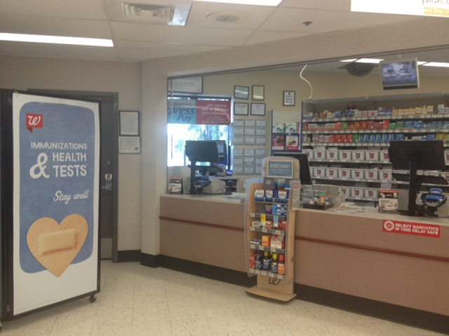 Get a Shot, Give a Shot with Walgreens