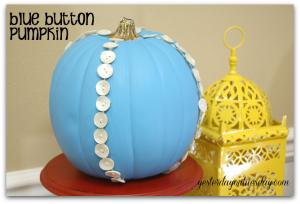 Faux Pumpkin Idea