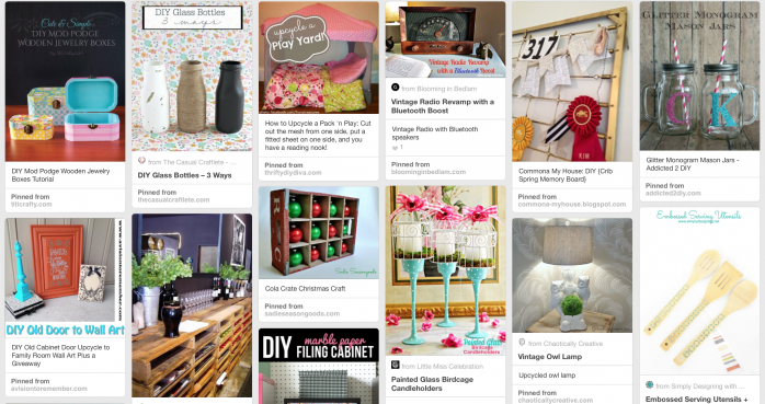 Crafts & DIY Upcycling