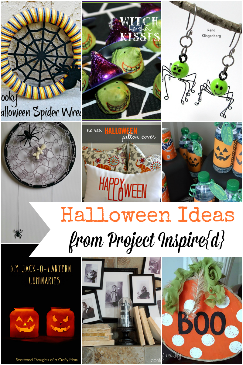 PI Features: Halloween Projects