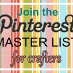 Join the Pinterest Master List for Crafters and see the prettiest pins on the Internet