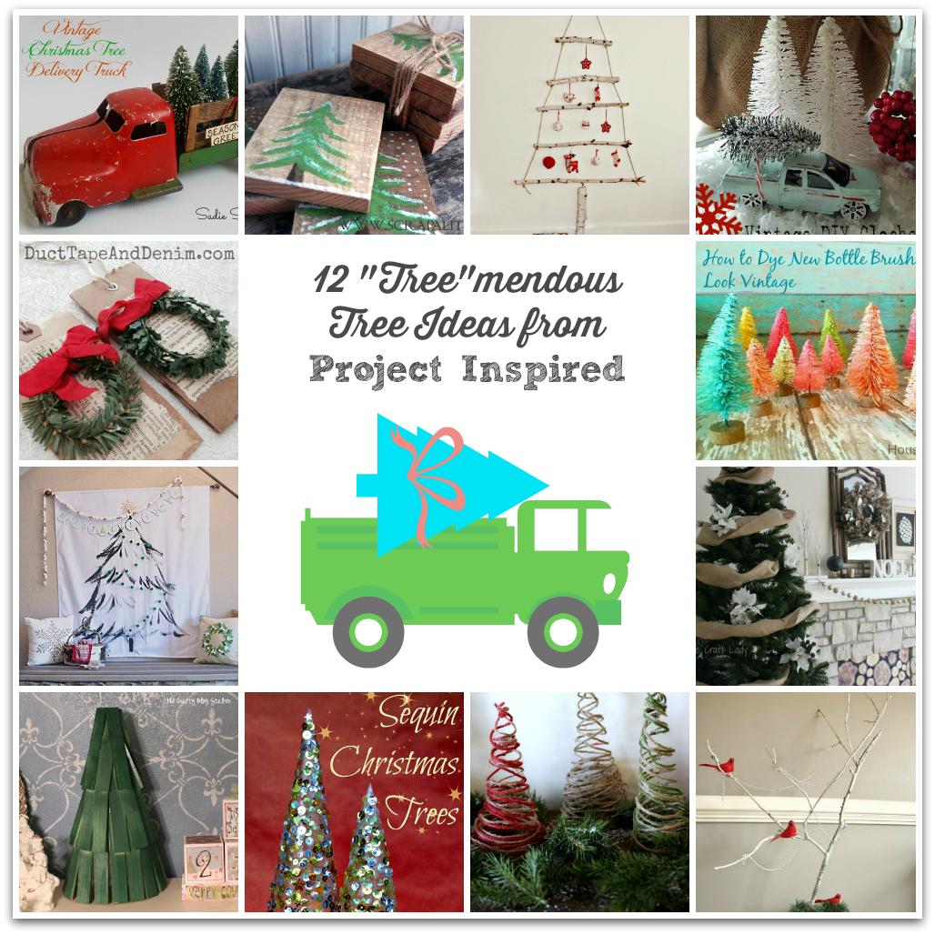 Tree Themed Christmas Ideas