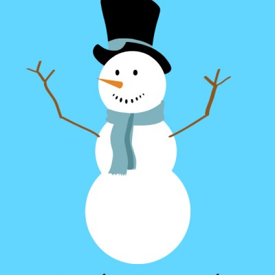 10 Cool Snowman Crafts
