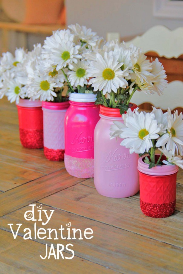 DIY Mason Jars from Little Miss Momma