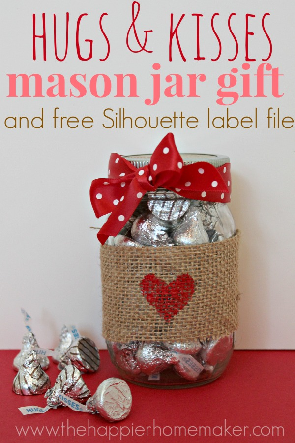 30 Mason Jar Ideas for Valentines Day Yesterday On Tuesday