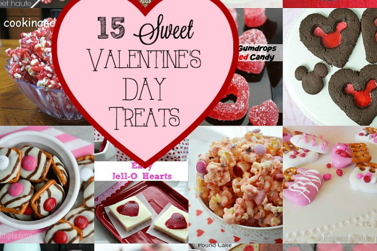 PI Features: Valentine's Day Treats