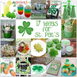17 Splendid St. Pat's Ideas, including food, decor and everything in between, shared at Project Inspire{d}