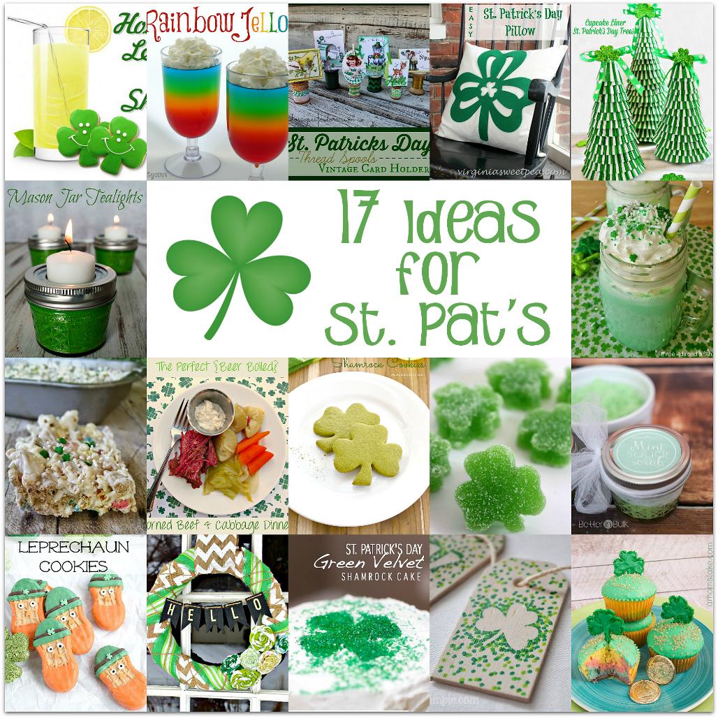 17 Splendid St. Pat's Ideas