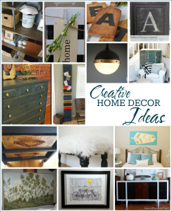 14 Creative Home Ideas shared at Project Inspire{d}