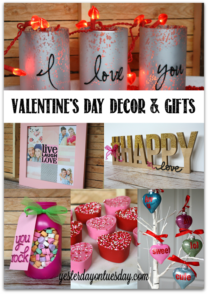 Valentine's Day Decor and Gift Ideas