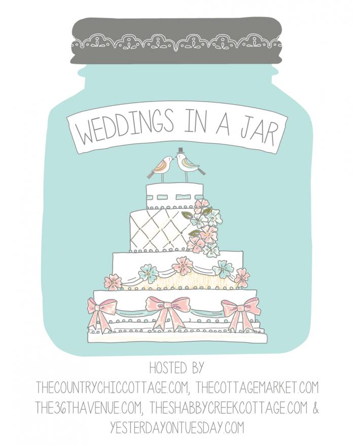 Weddings in a Jar Event with twenty five amazing Mason Jar ideas for weddings