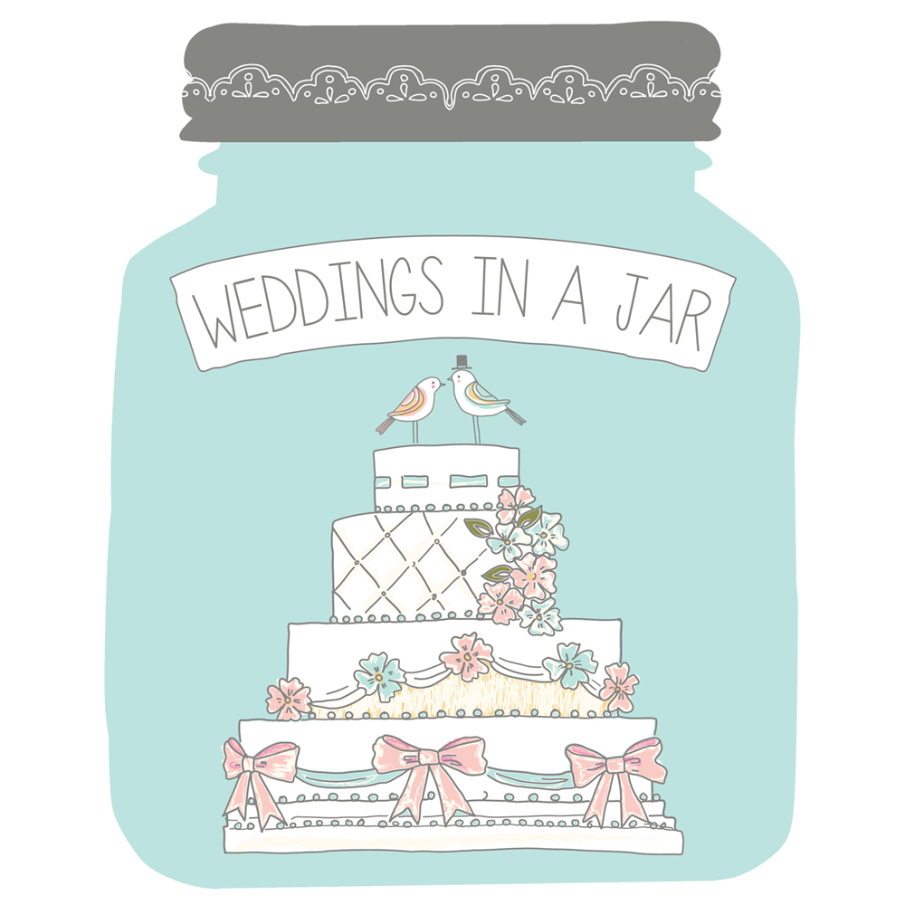 Weddings in a Jar Event