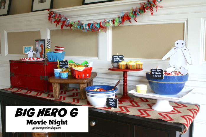 Big Hero 6, movie  a family-friendly heart warming movie that's available at Target.