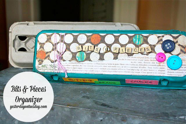 Egg Carton Organizer