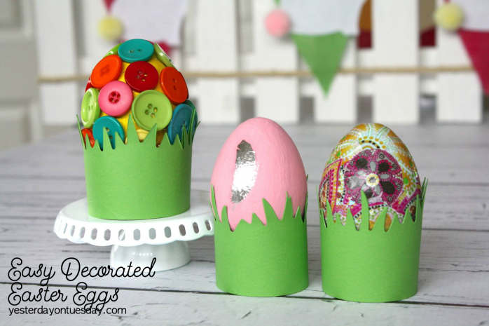 Decorated Egg Ideas