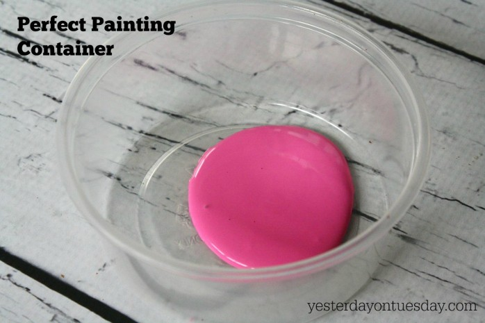 Cheap painting tips