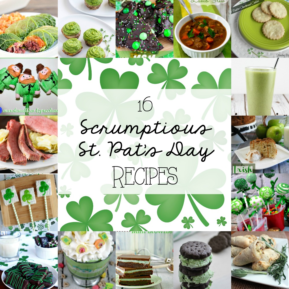 Scrumptious St. Pat's Day Recipes