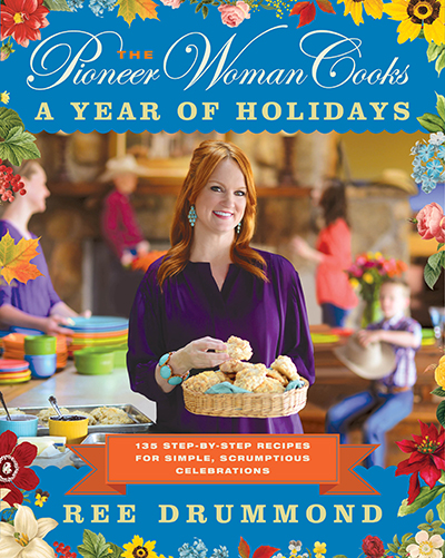The Pioneer Woman Cooks Giveaway