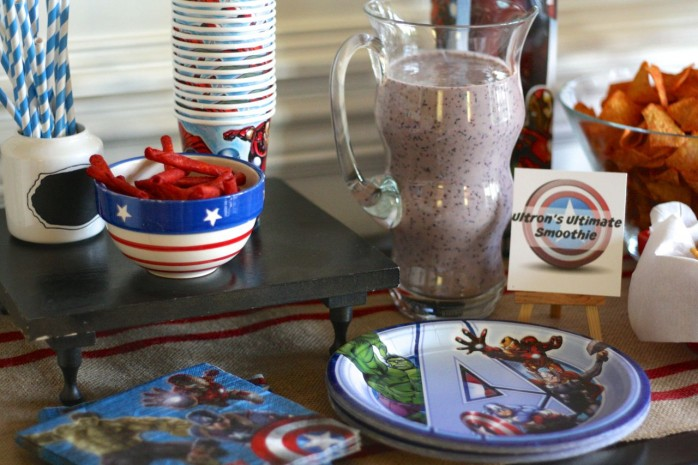 Ultron's Ultimate Smoothie