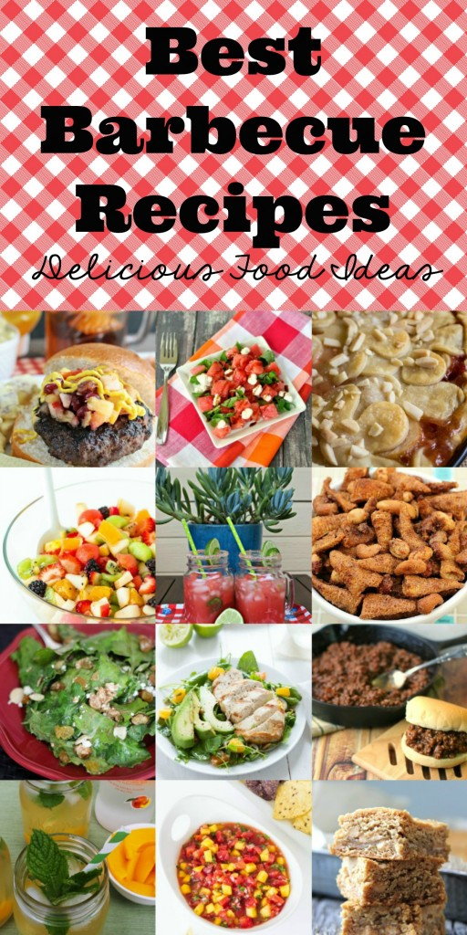 A dozen of the Best Barbecue Recipes ever! Fresh ideas for your next outdoor gathering.