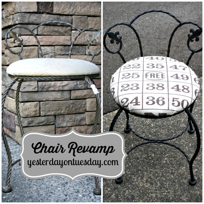 Chair Revamp