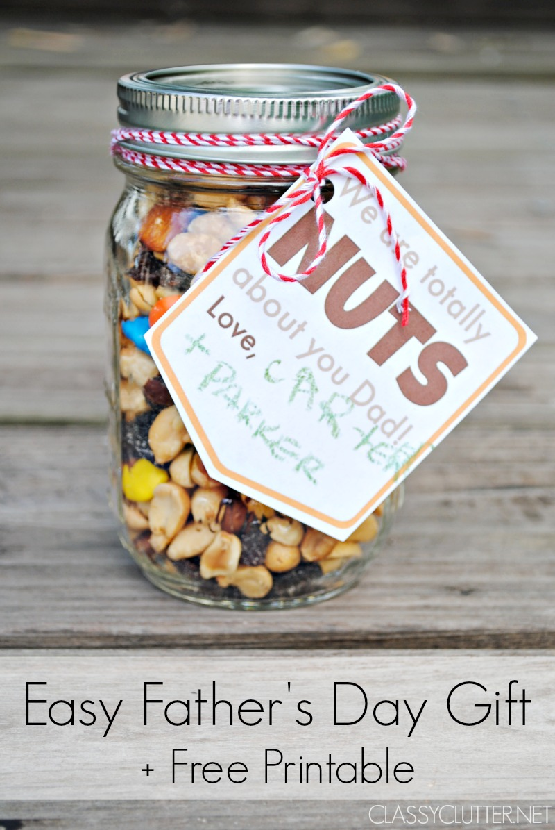 25 Mason Jar Ideas for Father\'s Day