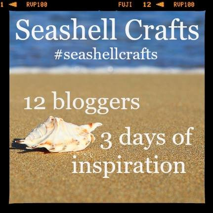 A dozen amazing seashell crafts, tons of beautiful beach themed decor ideas.