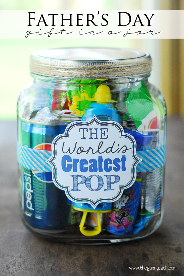 World's Great Pop Father's Day Gift