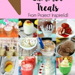 16 Cool Summer Treats shared at Project Inspire{d} Linky Party.