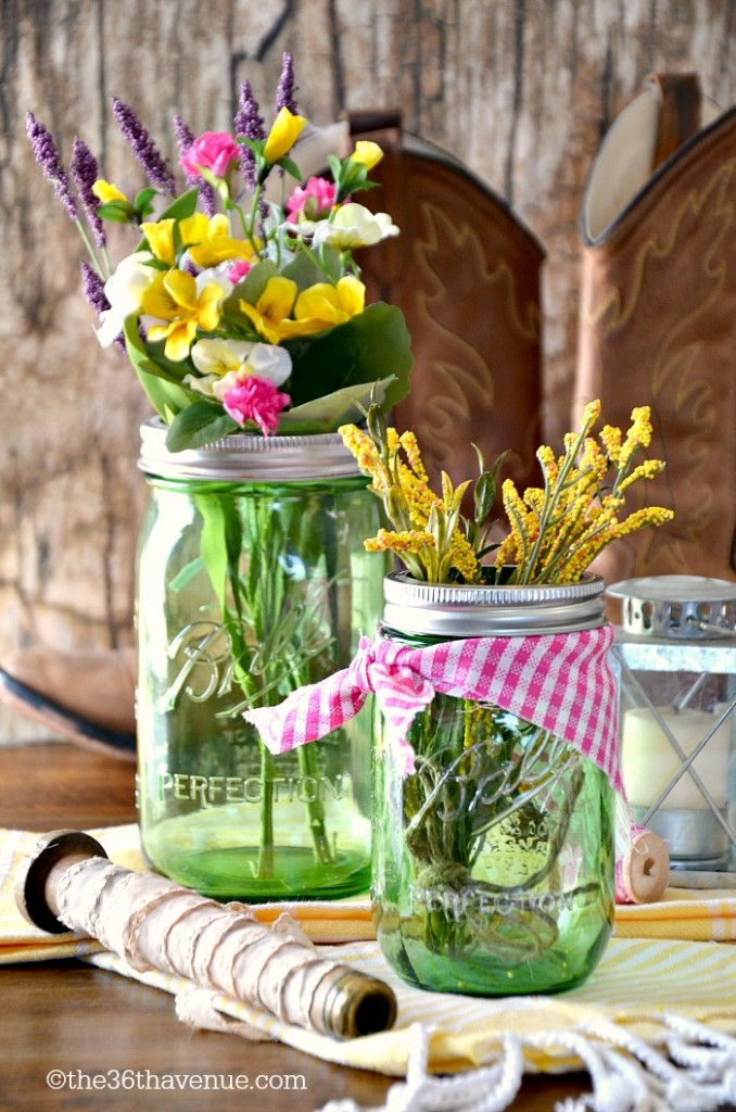Mason-Jar-Crafts-The-Country-Bride-at-the36thavenue.com-