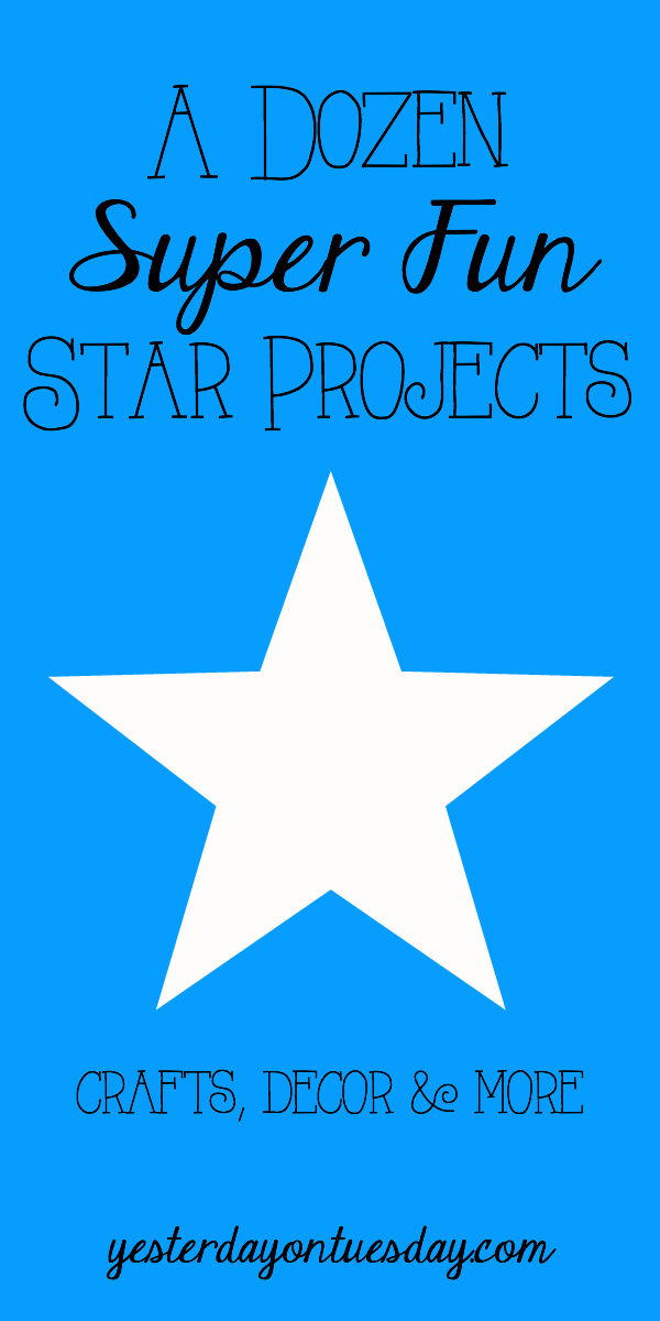 A Dozen Super Fun Star Projects