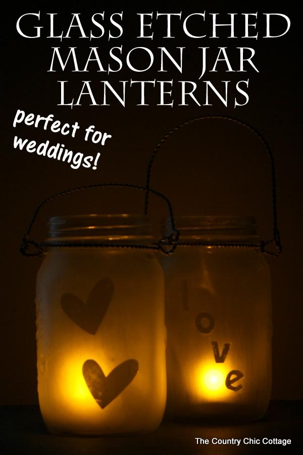 glass-etched-mason-jar-lanterns