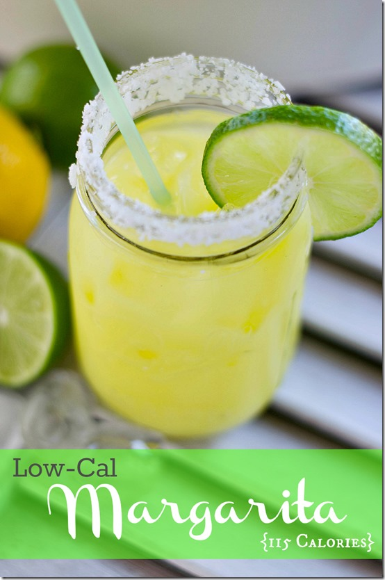Low Cal Margarita Recipe