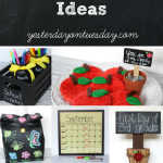 7 Cool Back to School Ideas: Fun ways to get (and stay) organized for the school year!