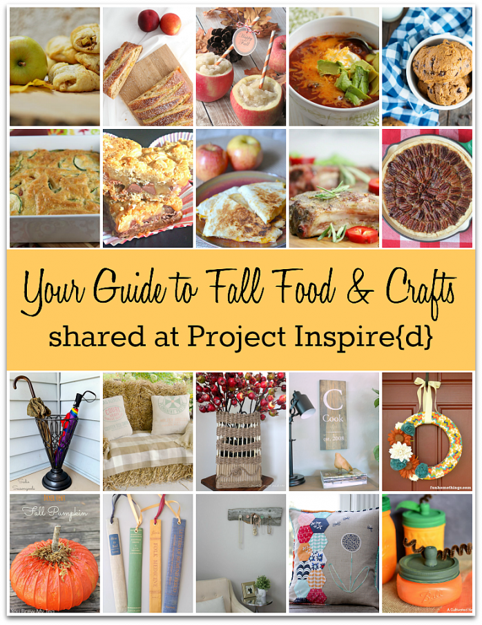 Your guide to fall food crafts yesterday on tuesday for Fall cooking tips
