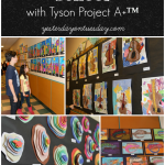 Tyson Project A+™ is a a great way to support your school. Just clip and collect Tyson Project A+™ labels from participating packages.