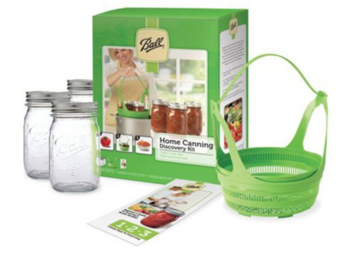 @BallCanning Home Discovery Canning Kit a must-have whether you're interested in canning or even if you've been canning for years! #canitforward #canning #ballcanning