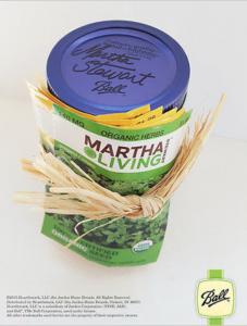 Martha Stewart Jar
