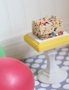 Rice Krispy Treat