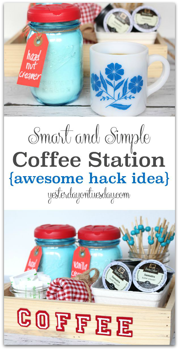 Smart and Simple Coffee Station