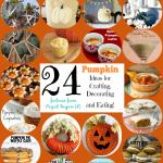 24 Pumpkin Ideas