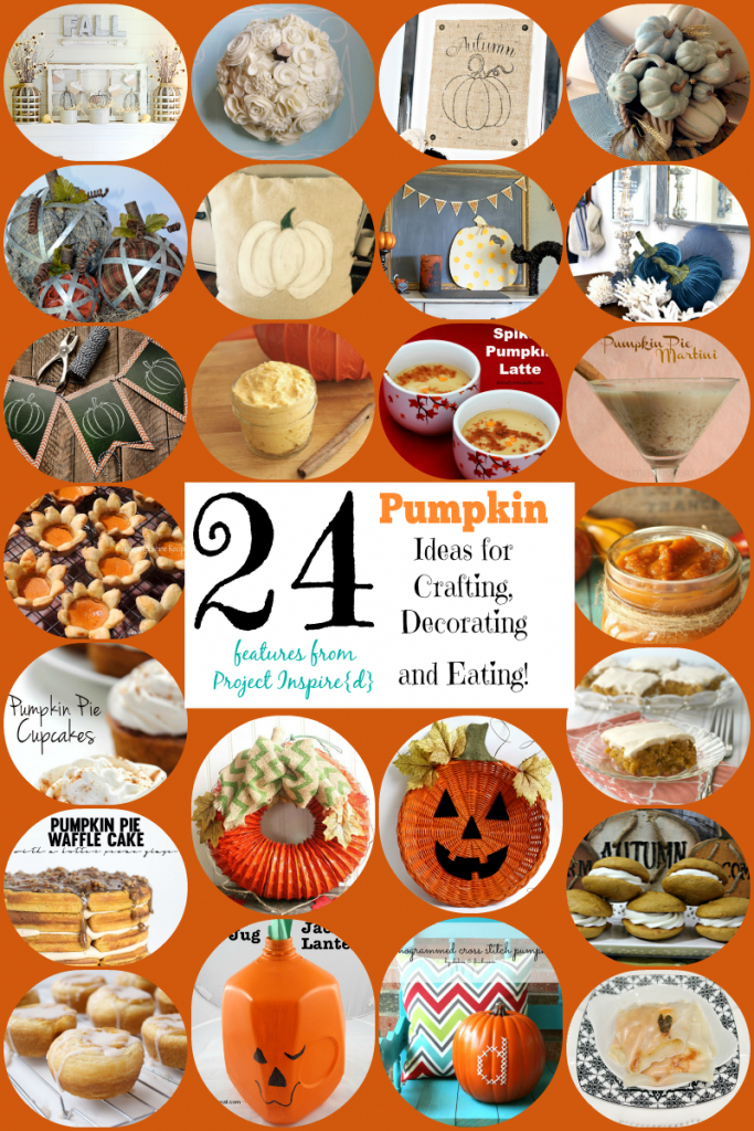 24 Pumpkin Ideas
