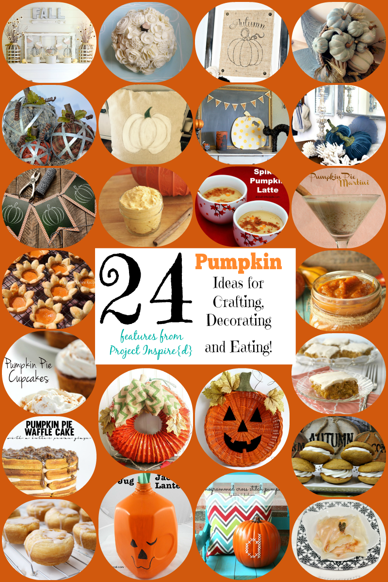 Two Dozen Pumpkin Ideas