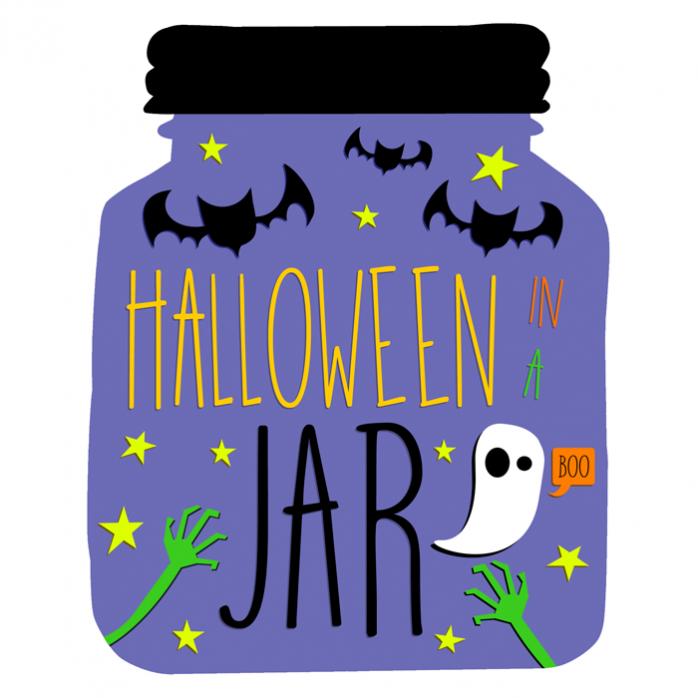 HalloweeninaJar-Logo