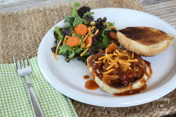 How to make a hearty and delicious Seasoned Pork Sandwich, a satisfying dinner idea!