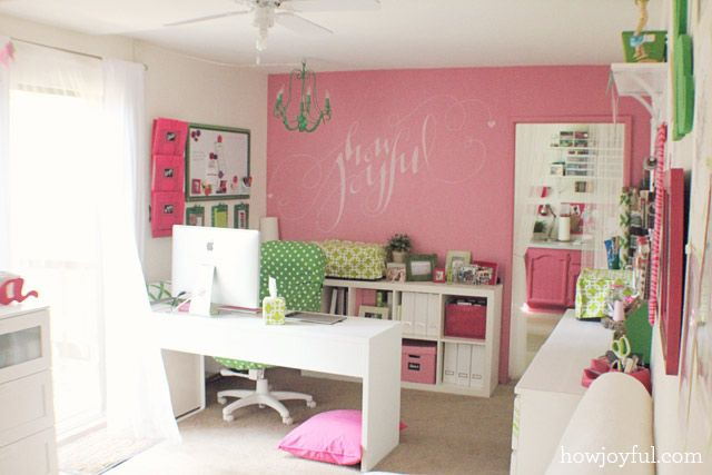 How Joyful Craft Room