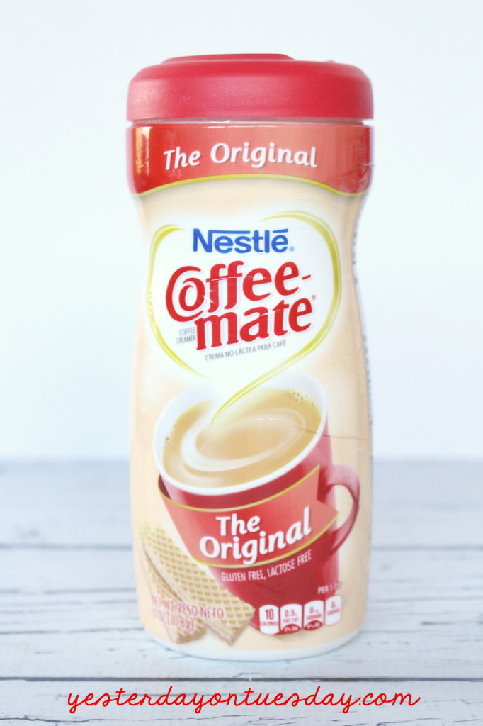 Coffee Mate Container